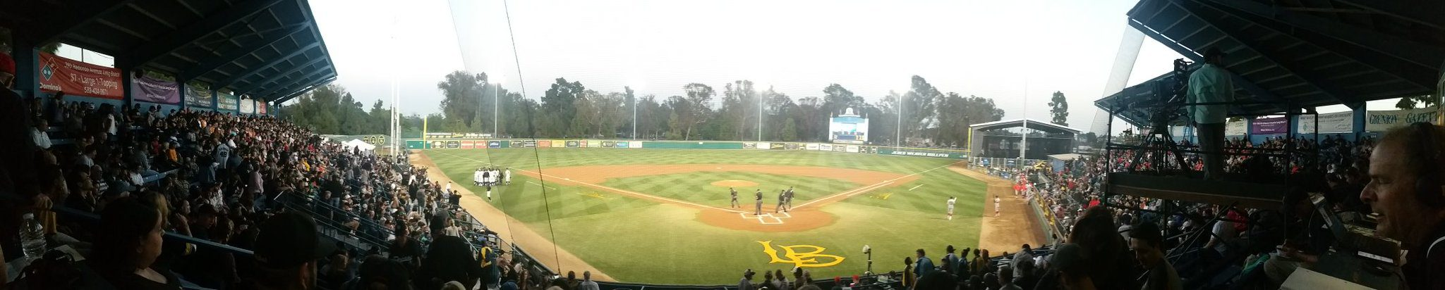 Blair Field, Long Beach State