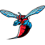 Delware State Hornets logo