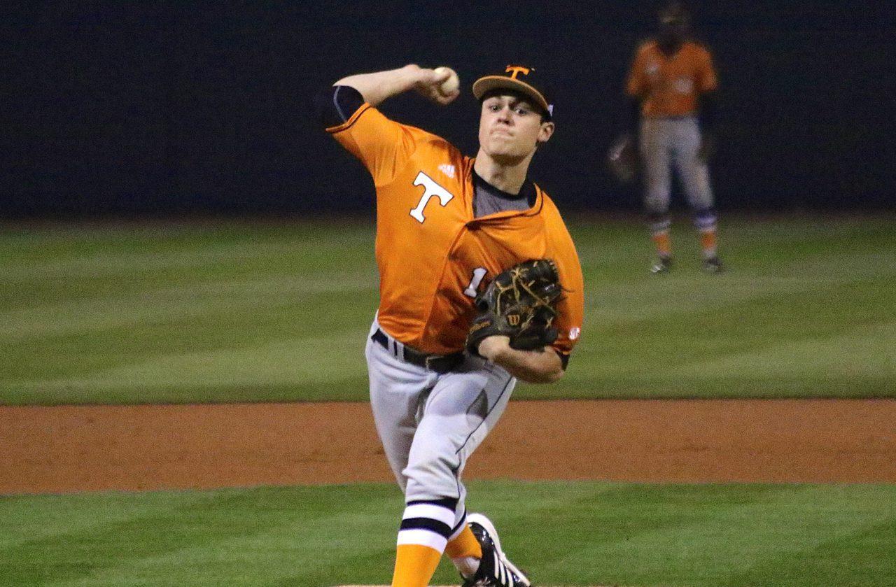 Kyle Serrano, Tennessee