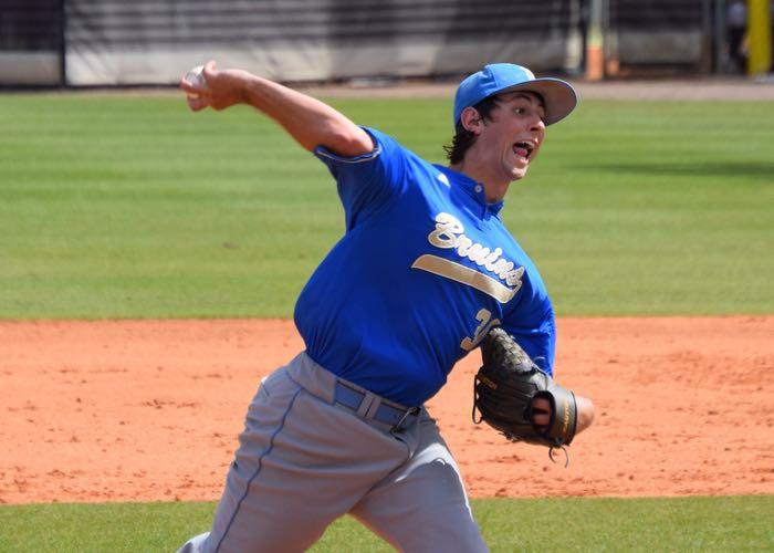 UCLA's Cody Poteet (Aaron Fitt)