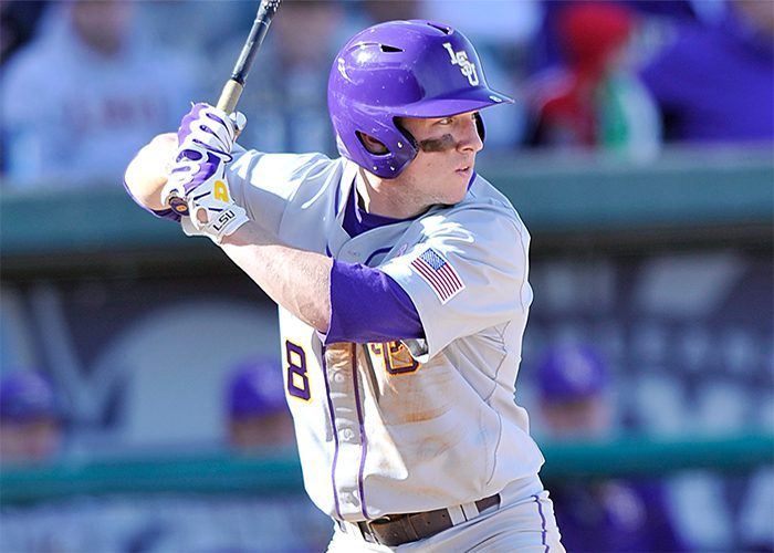 LSU shortstop Alex Bregman
