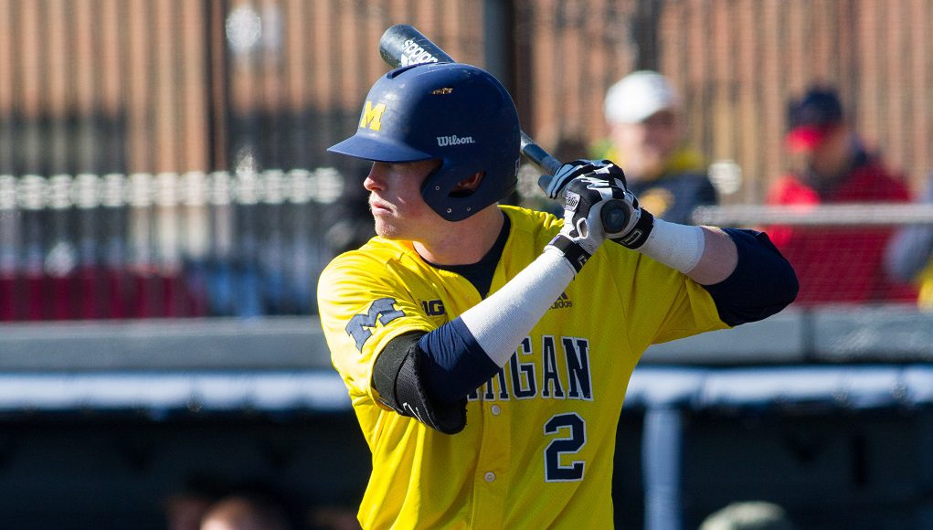 Jacob Cronenworth (University of Michigan Athletics)