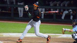 Miami outfielder Willie Abreu (Aaron Fitt)