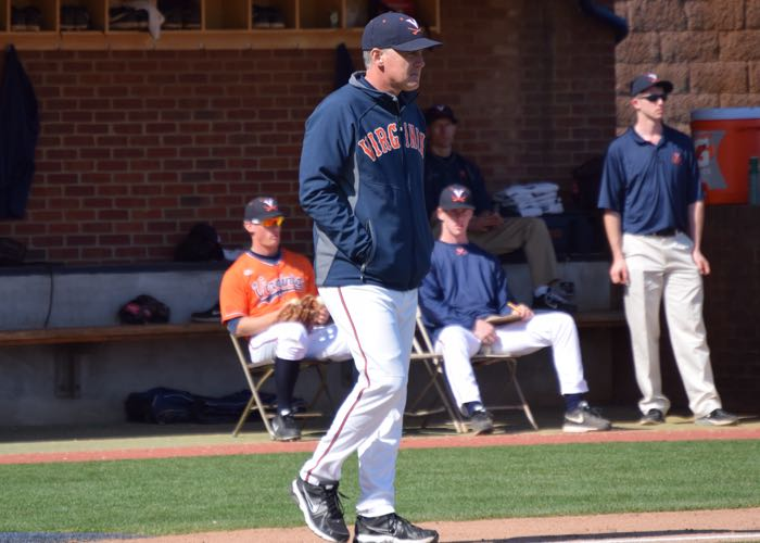 If you like walks to the mound -- and to first base -- Saturday's game was for you (Aaron Fitt)
