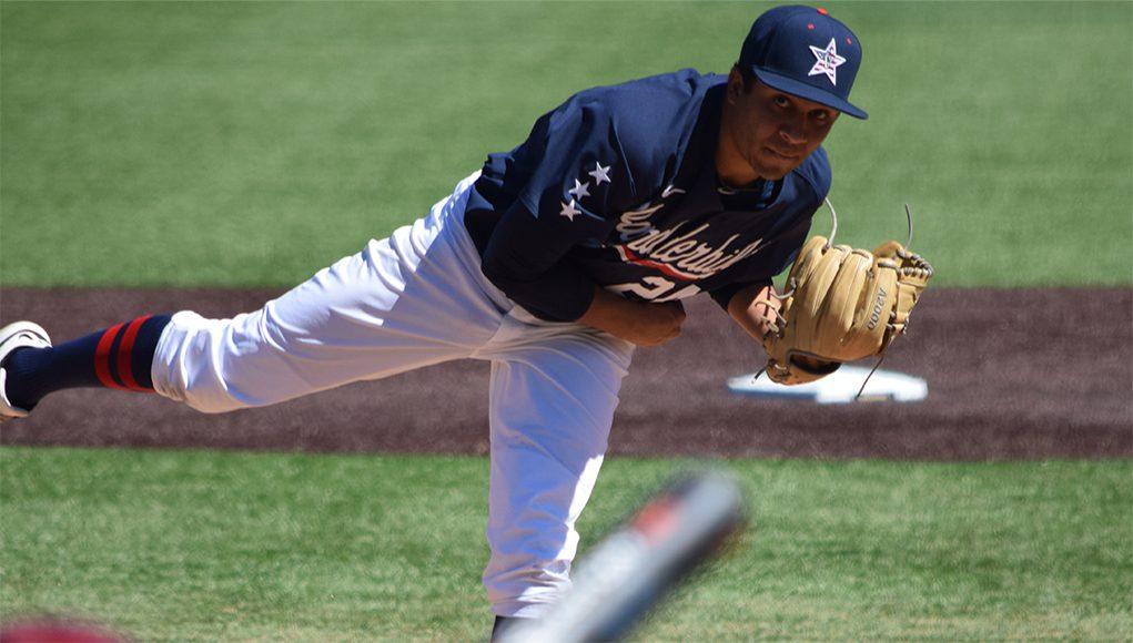 Vanderbilt righthander Jordan Sheffield (Kendall Rogers)