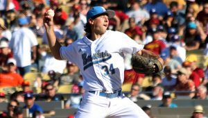 UCLA's Cody Poteet. (Shotgun Spratling)