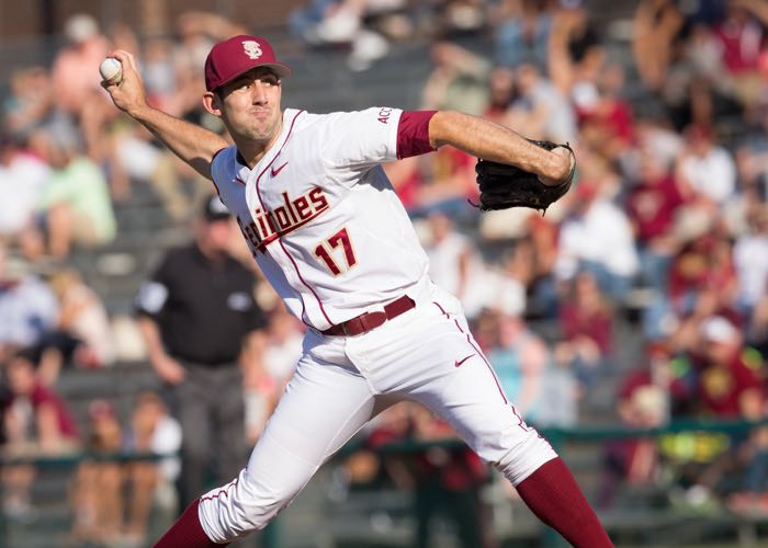 Florida State's Mike Compton (Ross Obley/FSU Athletics)