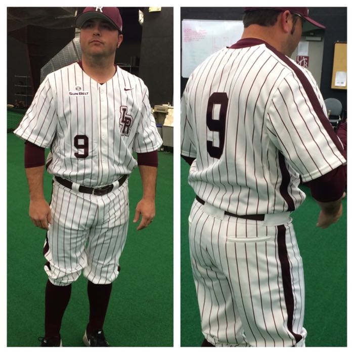 UALR's new uniform