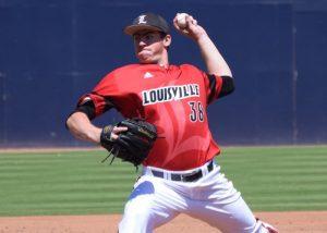 Louisville's Brendan McKay (Aaron Fitt)