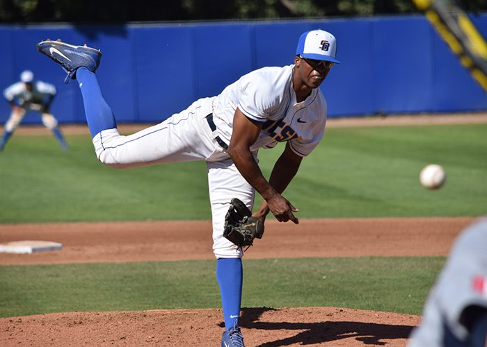 UCSB's Dillon Tate is special to watch. (Kendall Rogers)