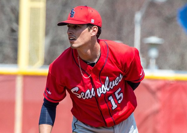 Stony Brook's Tyler Honahan (SBU Athletics)