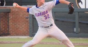 Florida's Logan Shore (Aaron Fitt)