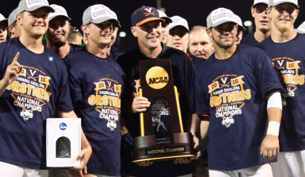 College World Series: Virginia-Vanderbilt - national champions