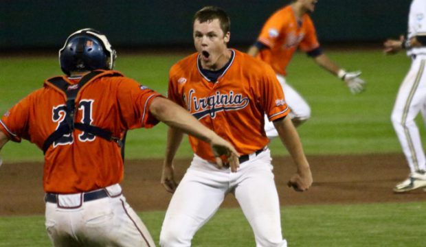 College World Series: Virginia-Vandy - Nathan Kirby
