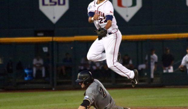 College World Series: Vanderbilt-Virginia - Daniel Pinero, Walker Buehler