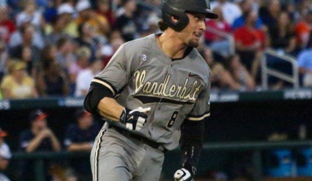 College World Series: Vanderbilt-Virginia -