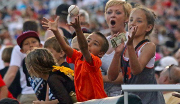 College World Series fans: Virginia
