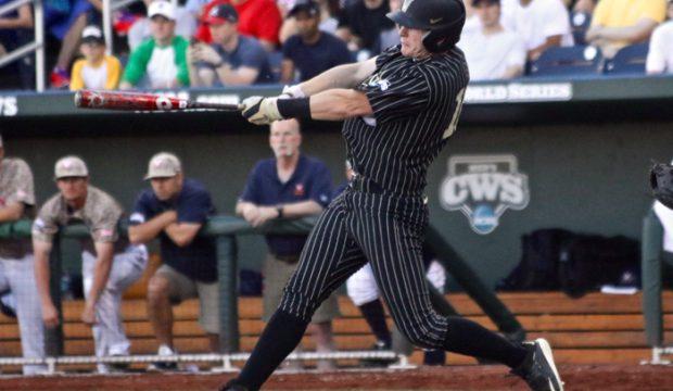 College World Series: Virginia-Vanderbilt - Will Toffey