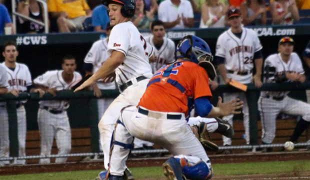 CWS: Florida-Virginia - Matt Thaiss, JJ Schwarz