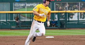 College World Series: LSU-TCU - Alex Bregman