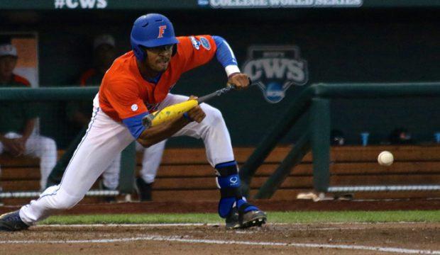 College World Series: Florida-Miami - Buddy Reed