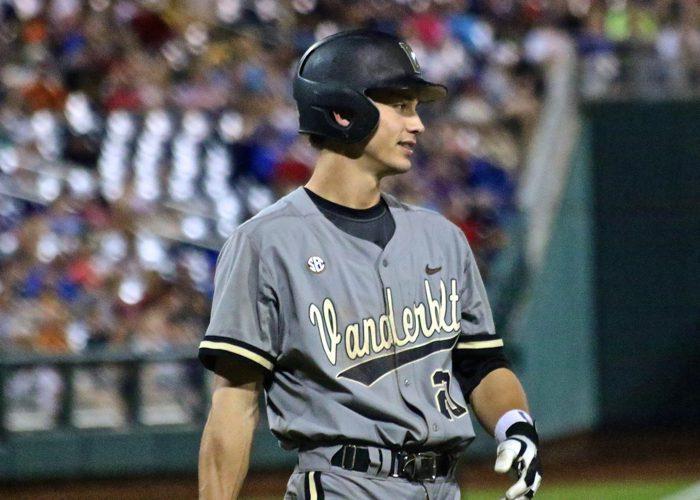 Bryan Reynolds, Vanderbilt