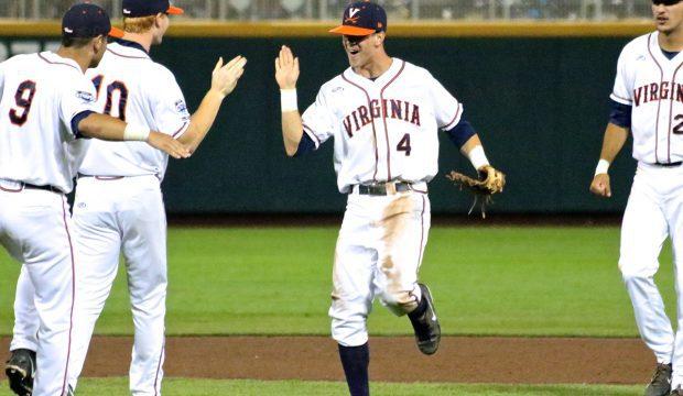 College World Series: Florida-Virginia - Ernie Clement