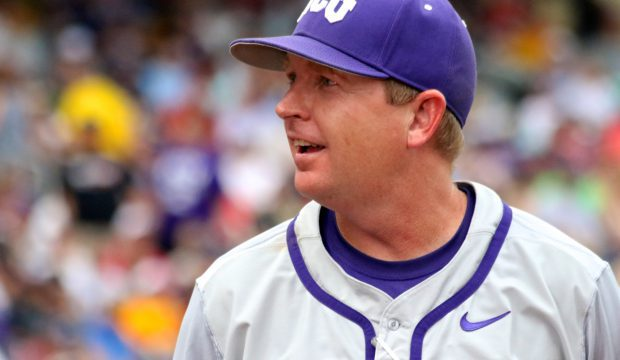 College World Series: TCU-LSU - Jim Schlossnagle