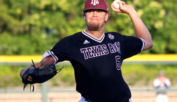 Tyler Stubblefield, Texas A&M
