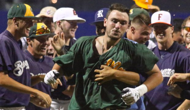 California Collegiate League All-Star - Tommy Bell