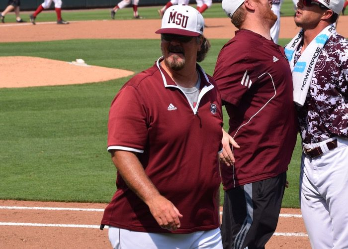 Missouri State pitching coach Paul Evans (Aaron Fitt)