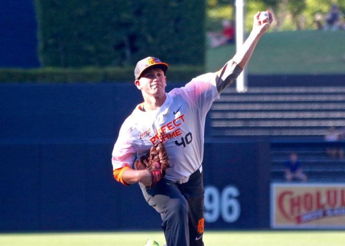 Perfect Game All-American - Jason Groome