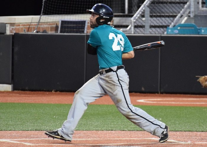Coastal Carolina's Anthony Marks (Aaron Fitt)