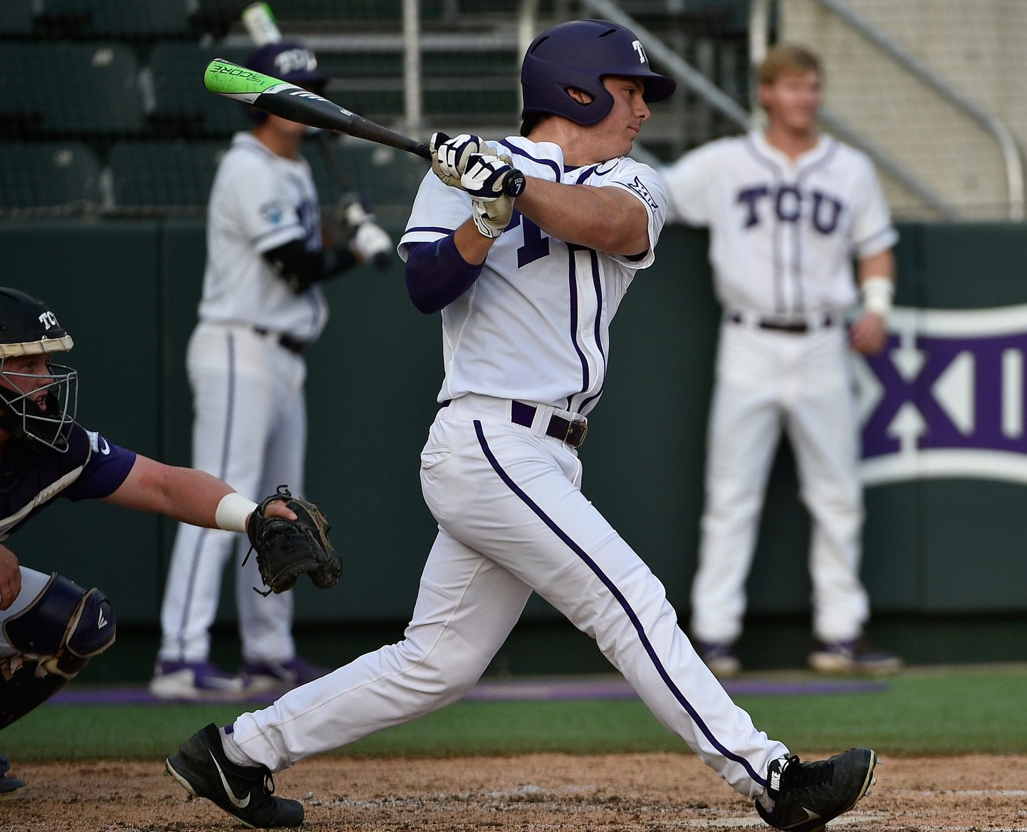 TCU's Josh Watson (Michael Clements/TCU Athletics)