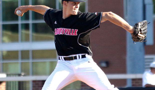 Louisville - Zack Burdi