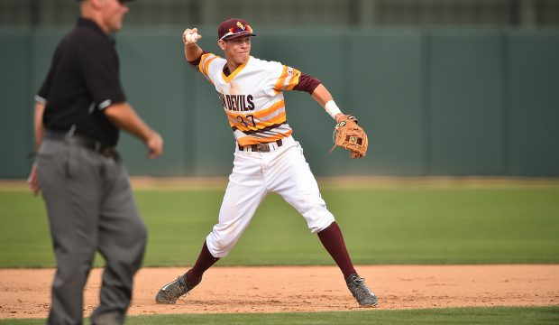Colby Woodmansee, Arizona State