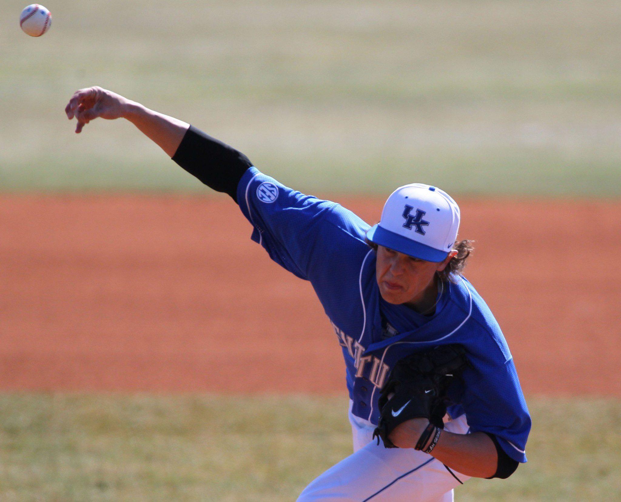 Kentucky's Dustin Beggs (UK Athletics)