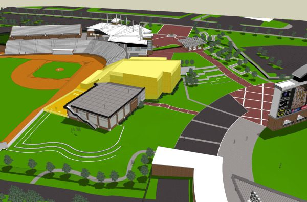 Wake Forest is building a state-of-the-art facility that will cost $14 million. (Wake Forest)