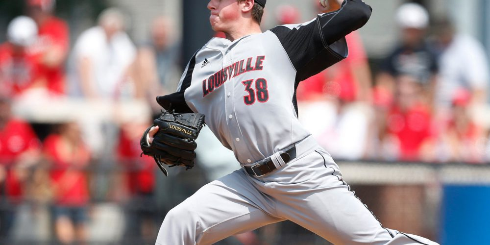 Brendan McKay, Louisville