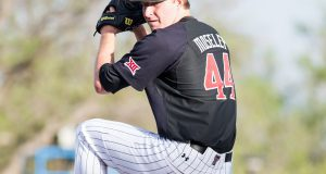 Ryan Moseley, Texas Tech