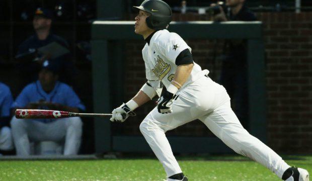 Jeren Kendall, Vanderbilt