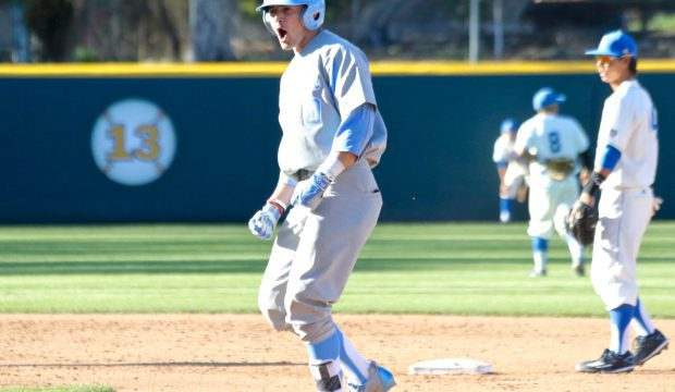 North Carolina at UCLA - Zack Gahagan