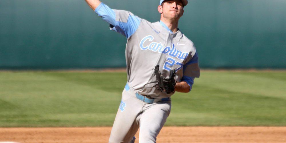 North Carolina at UCLA - Jason Morgan