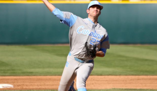 North Carolina at UCLA - Jason Morgan
