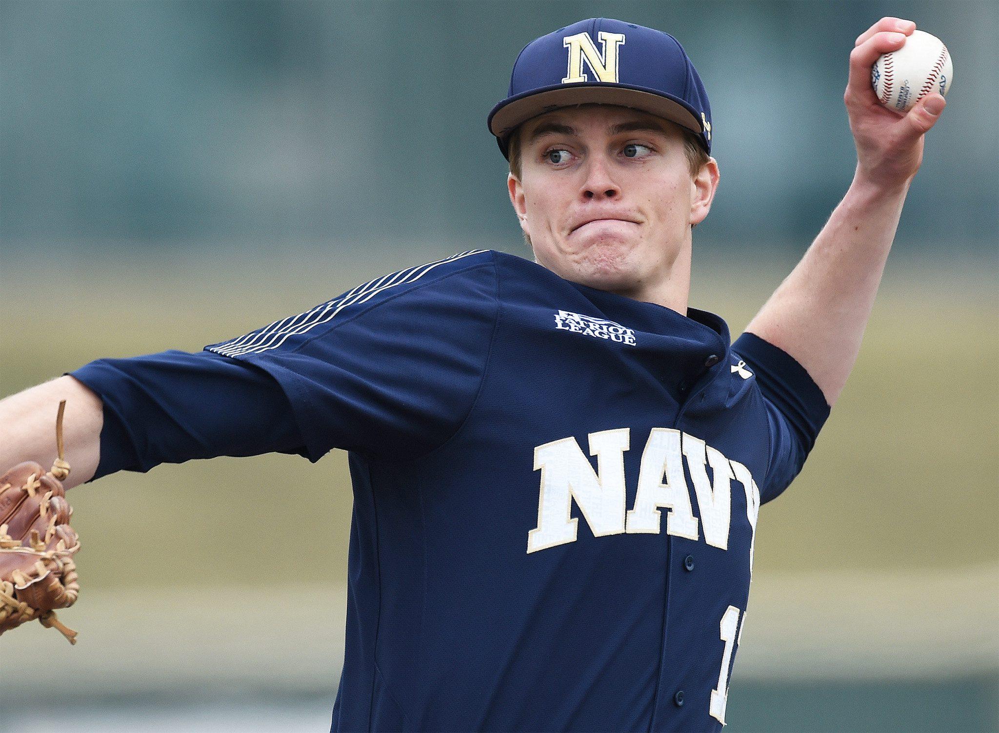 Luke Gillingham, Navy