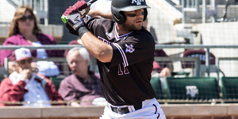 JB Moss, Texas A&M