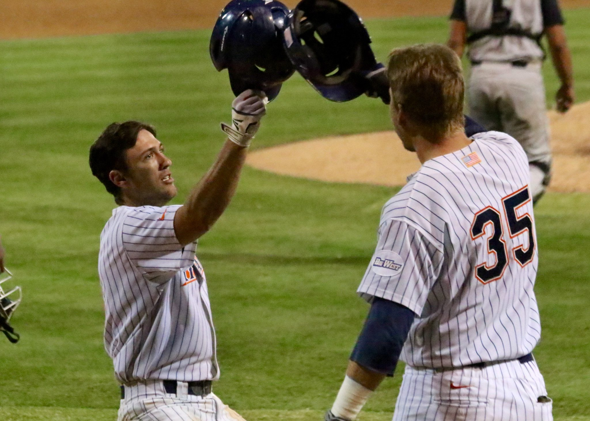 Timmy Richards, Cal State Fullerton - 1