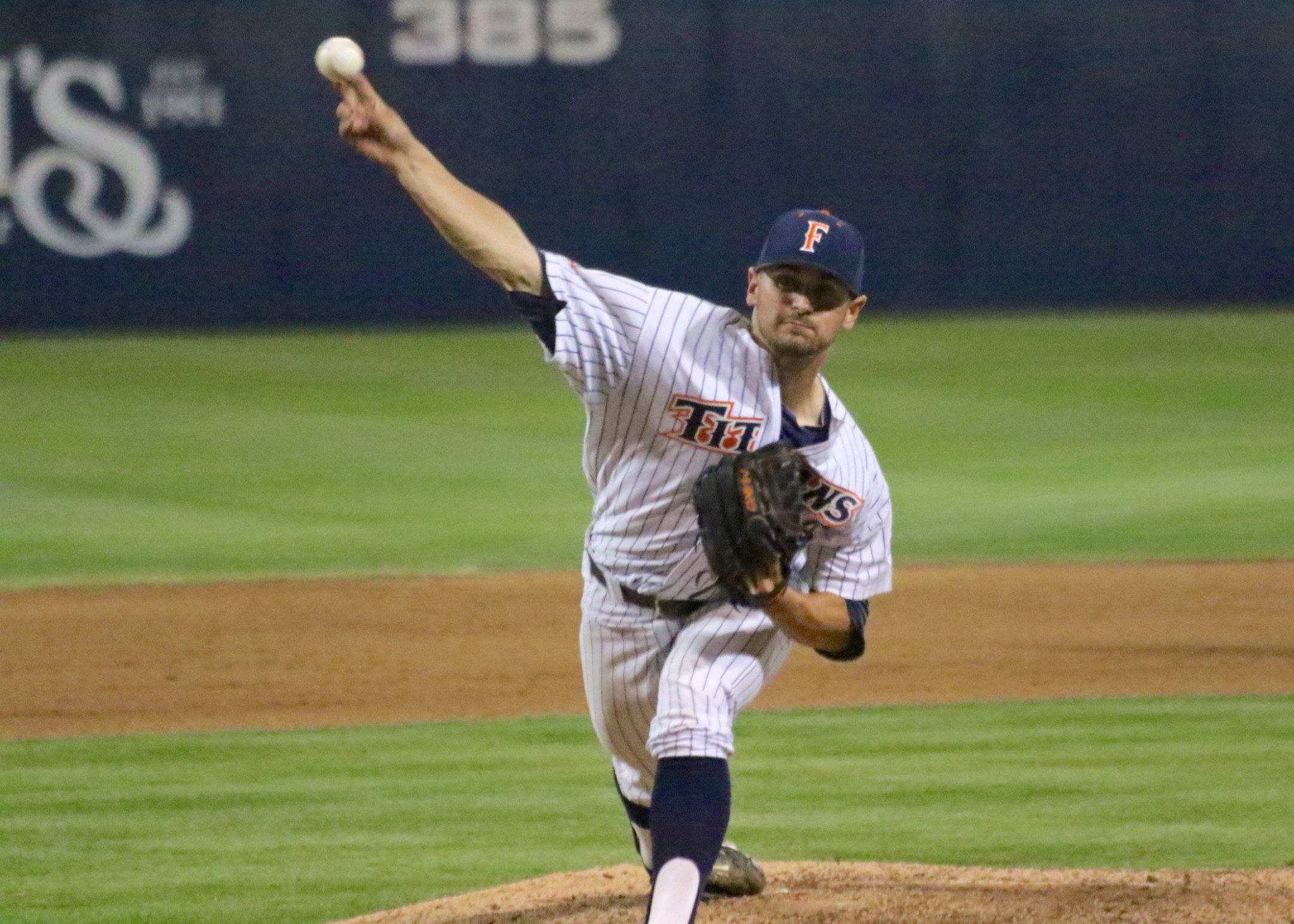 Miles Chambers, Cal State Fullerton - 1