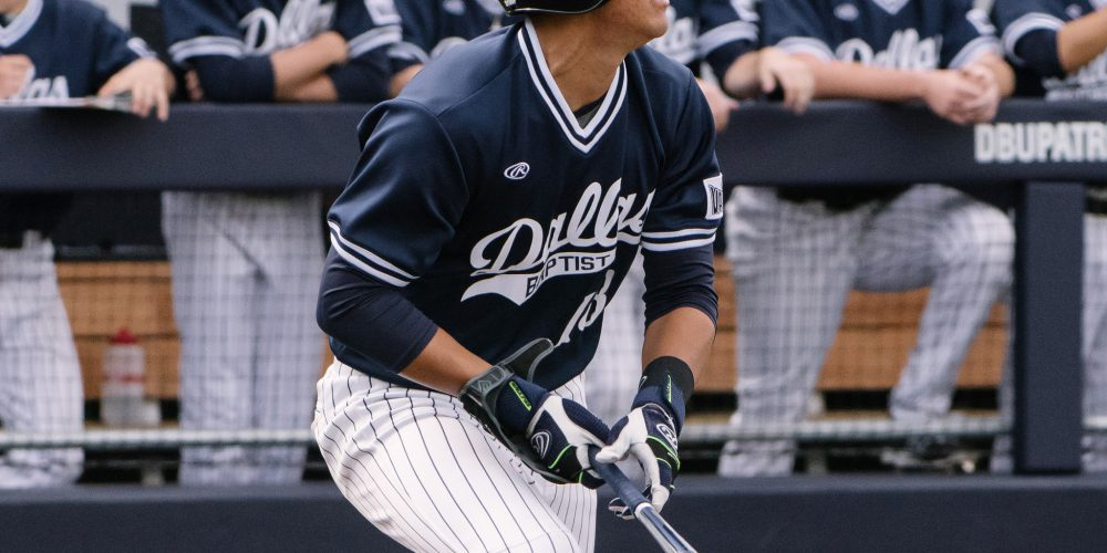 Darick Hall, Dallas Baptist