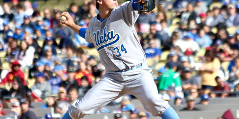 USC vs UCLA - Kyle Molnar